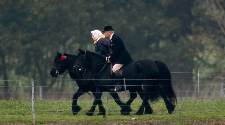 Rare New Photo of Queen Elizabeth II Riding Horseback at 92 Proves Shes Still a Badass