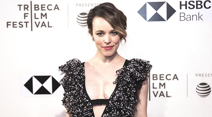 Rachel McAdams Just Opened Up About Motherhood for the First Time—and Its the Sweetest
