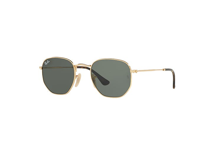 ray ban hexagon sunglasses