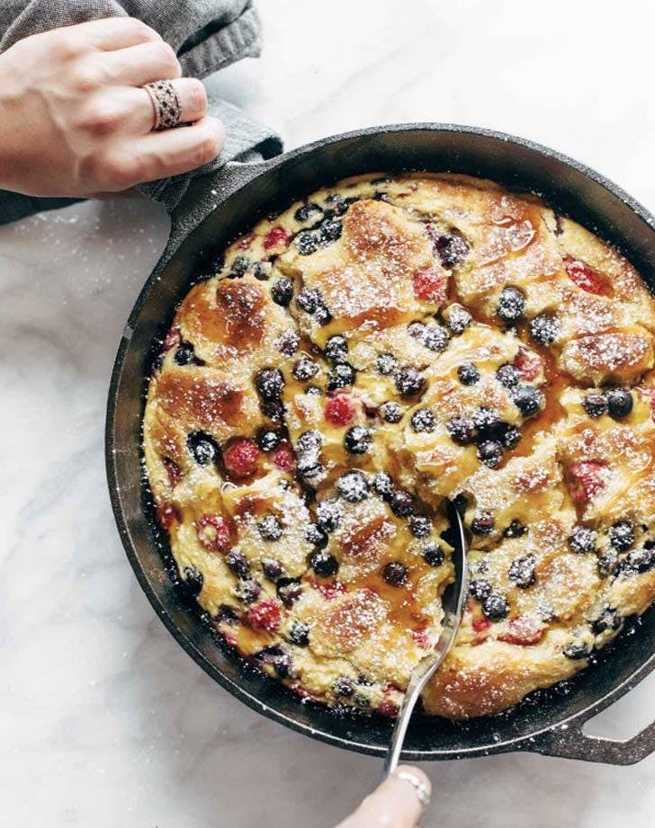 ricotte berry french toast casserole holiday breakkfast