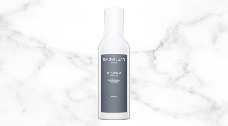 I Tried Sachajuan's Dry Shampoo Mousse and It Changed My Outlook on Second-Day Hair