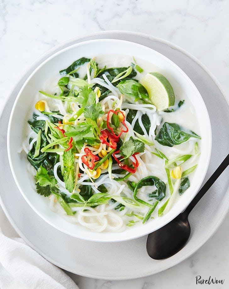 slow cooker detox coconut soup recipe