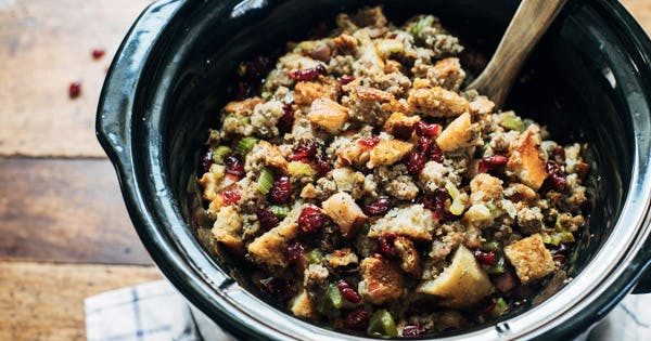 28 Thanksgiving Recipes You Can Make in a Slow Cooker