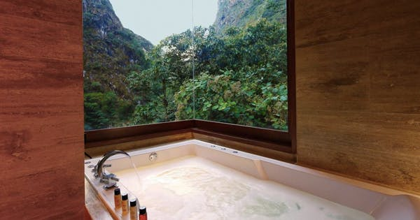 Hotels With Incredible In Room Soaking Tubs Purewow