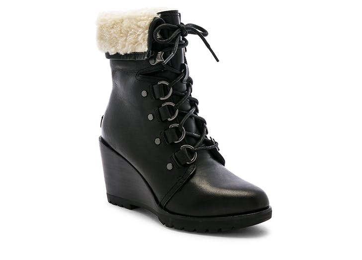 sorel wedge boot