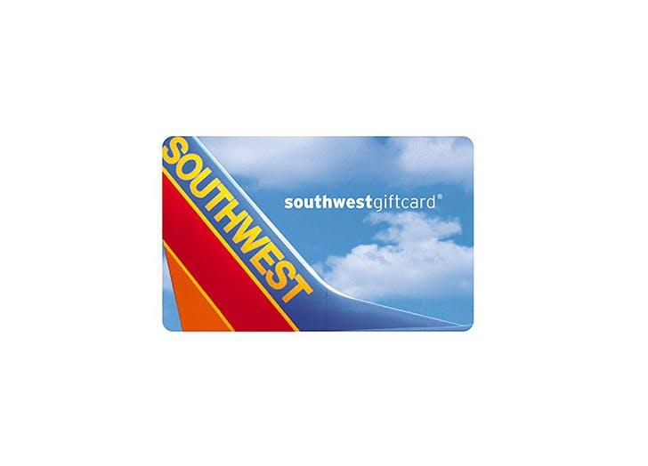 southwest gift card