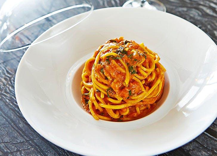 spaghetti scarpetta