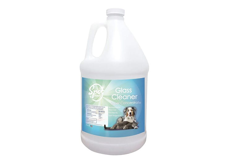 spotaway pet safe glass cleaner