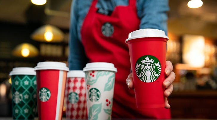 Starbucks Is Giving Away Free Reusable Cups (but Its Only Happening Today)