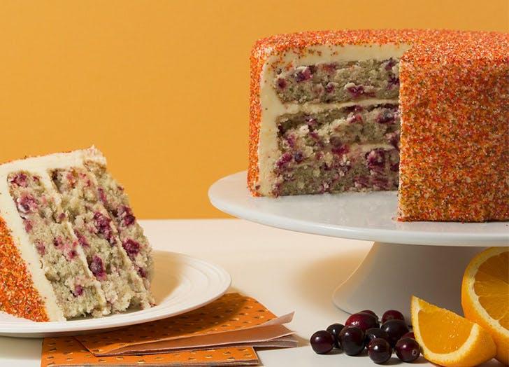 susie cakes orange cranberry cake san francisco