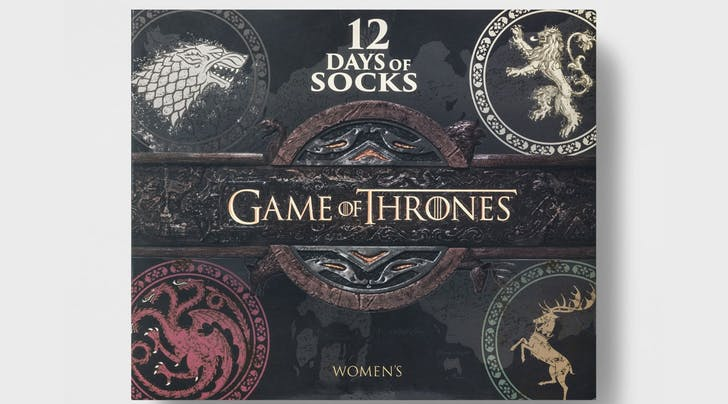 Target Just Dropped a Ton of Themed, Sock-Filled Advent Calendars (Including 'Harry Potter' and 'Game of Thrones')