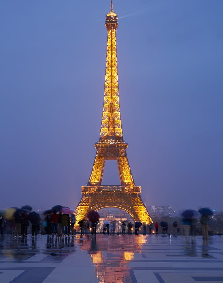 the eiffel tower in paris 1