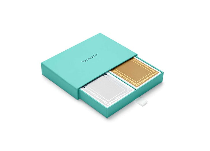 tiffanys playing cards