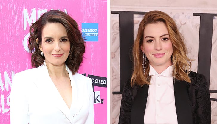 Remotes at the Ready! Tina Fey and Anne Hathaway to Star in Amazons New Series 'Modern Love