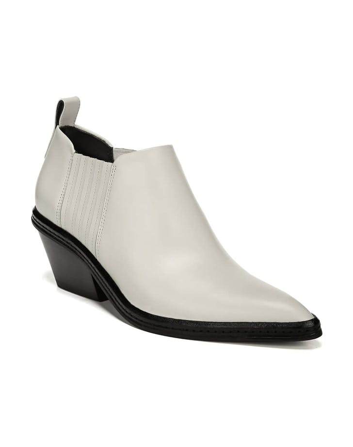 via spiga western ankle boots