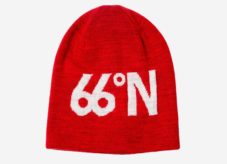 66 degrees north wool hat