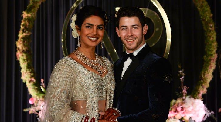 Priyanka Chopra Wore Only One Beauty Brand Down the Aisle