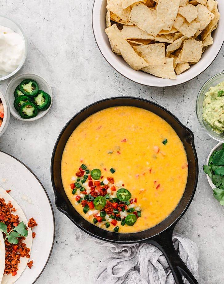 Instant Pot Queso Dip recipe