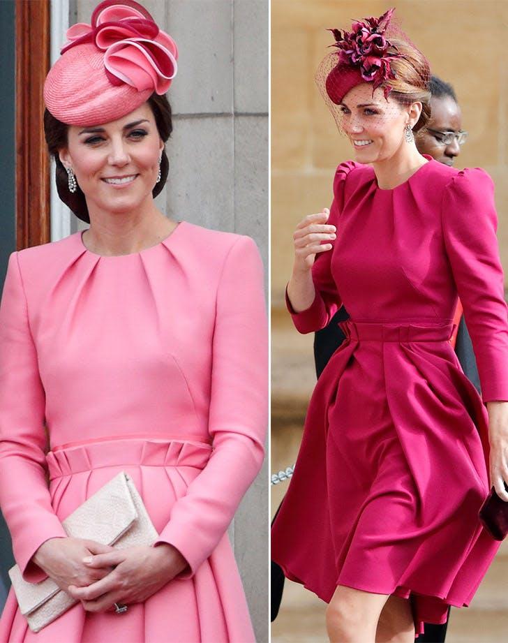 Kate Middleton Alexander McQueen dress