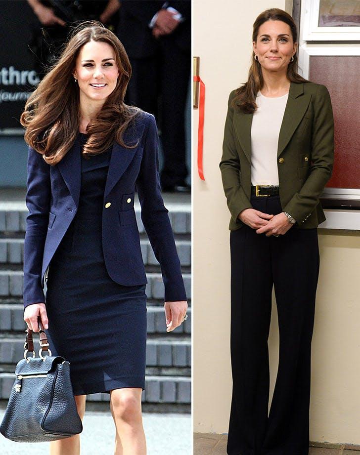 Kate Middleton Smythe blazer