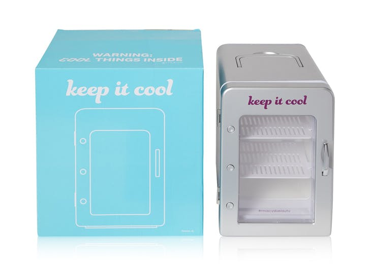 Keep It Cool Skincare Fridge