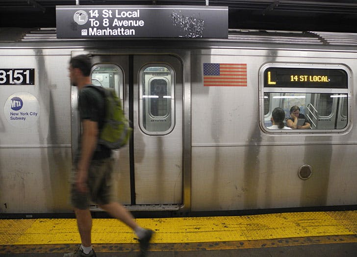 L train subway nyc