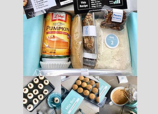 Mix Box by Homemade Bakers subscription