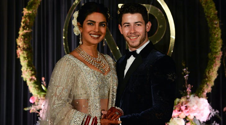 What Nick Jonas & Priyanka Chopra's First Dance Song Says About Them as a Couple