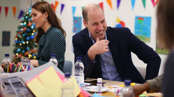 Prince William Just Admitted *This* Kid-Friendly Activity Isn't His Strong Suit