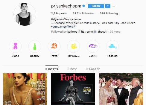 Priyanka Chopra new married name
