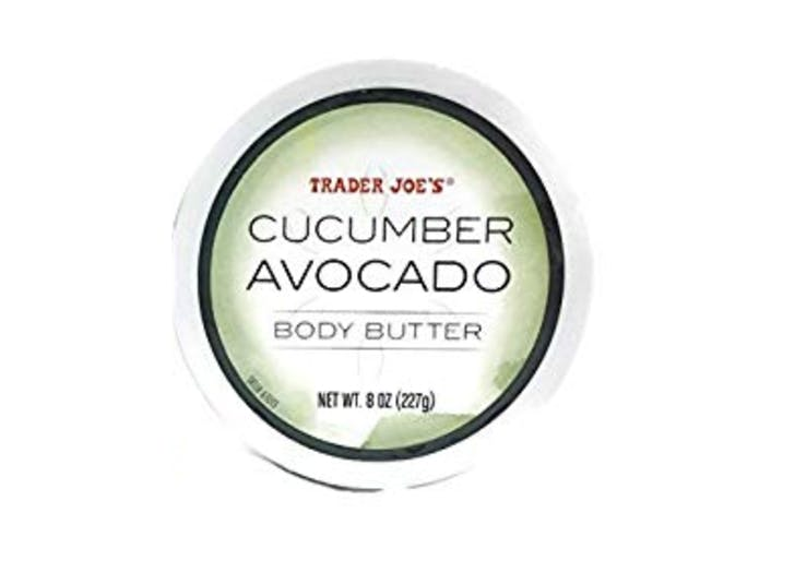 Trader Joe s Cucumber Avocado Body Butter