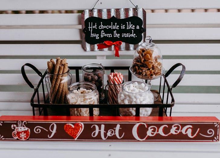 Winter wedding inspiration pinterest 10