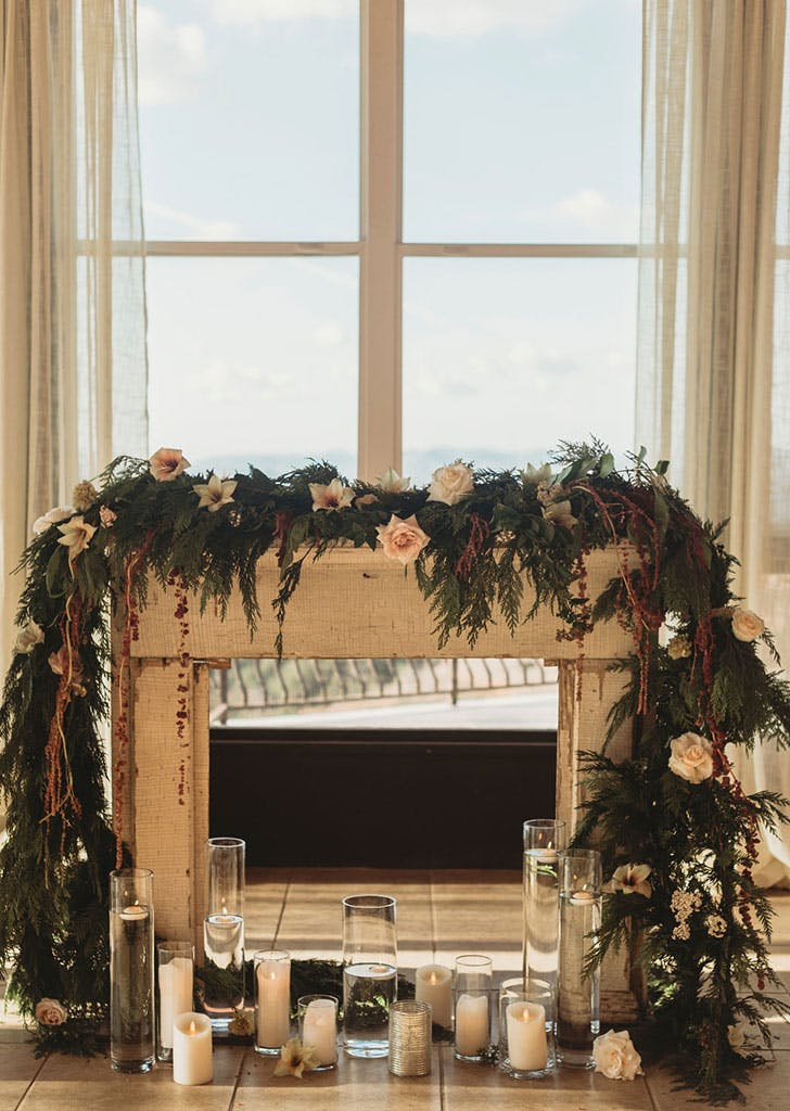 Winter wedding inspiration pinterest 12