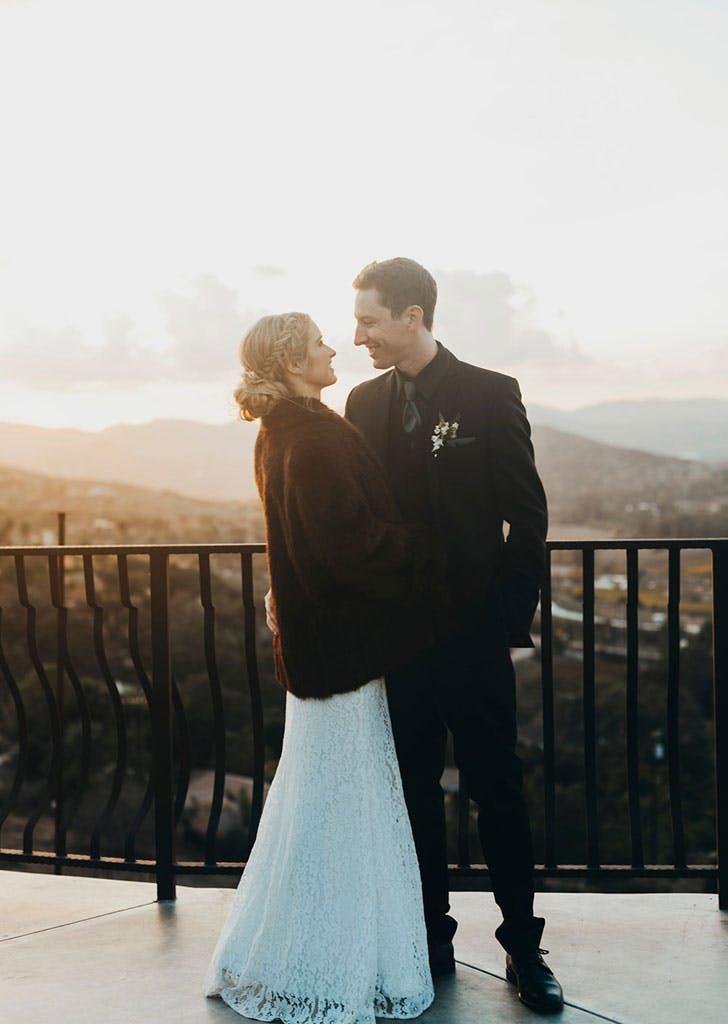 Winter wedding inspiration pinterest 15