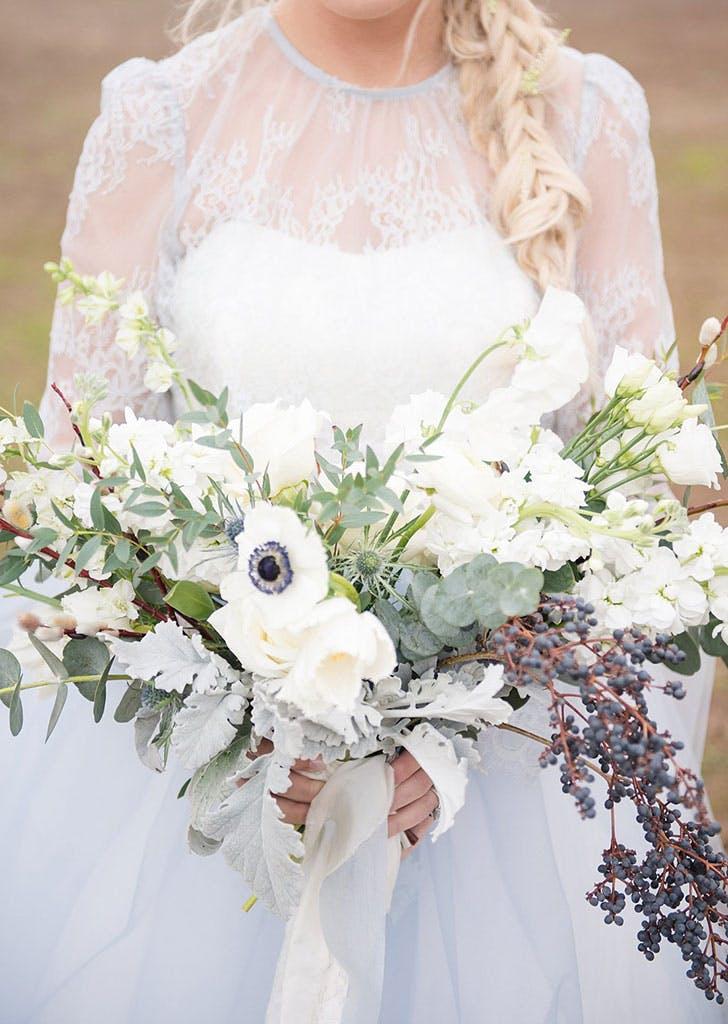 Winter wedding inspiration pinterest 2