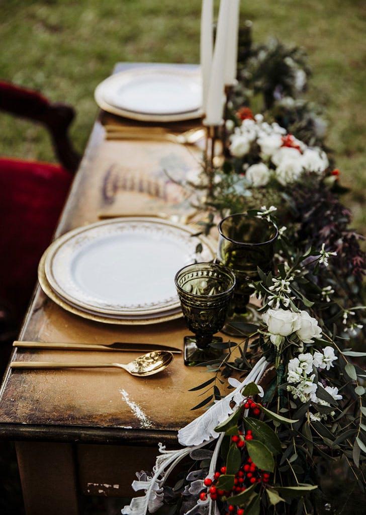 Winter wedding inspiration pinterest 22