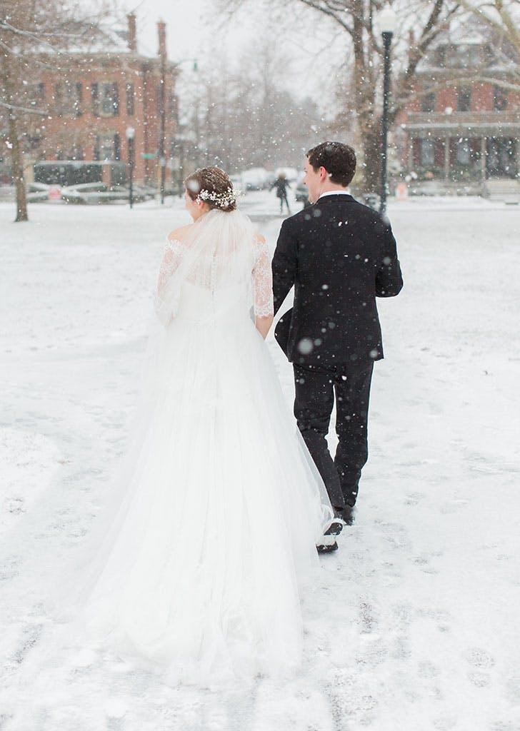 Winter wedding inspiration pinterest 31