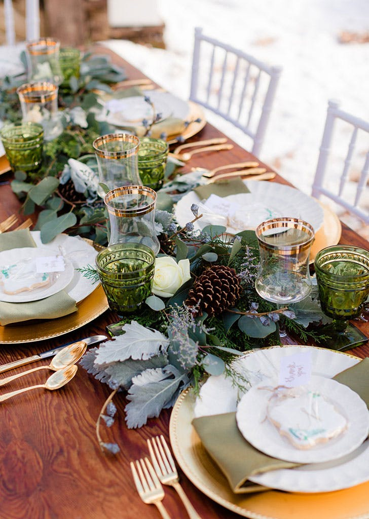 Winter wedding inspiration pinterest 4