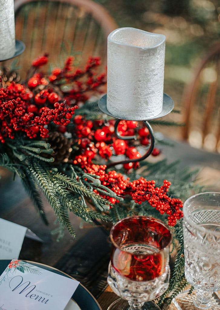 Winter wedding inspiration pinterest 6