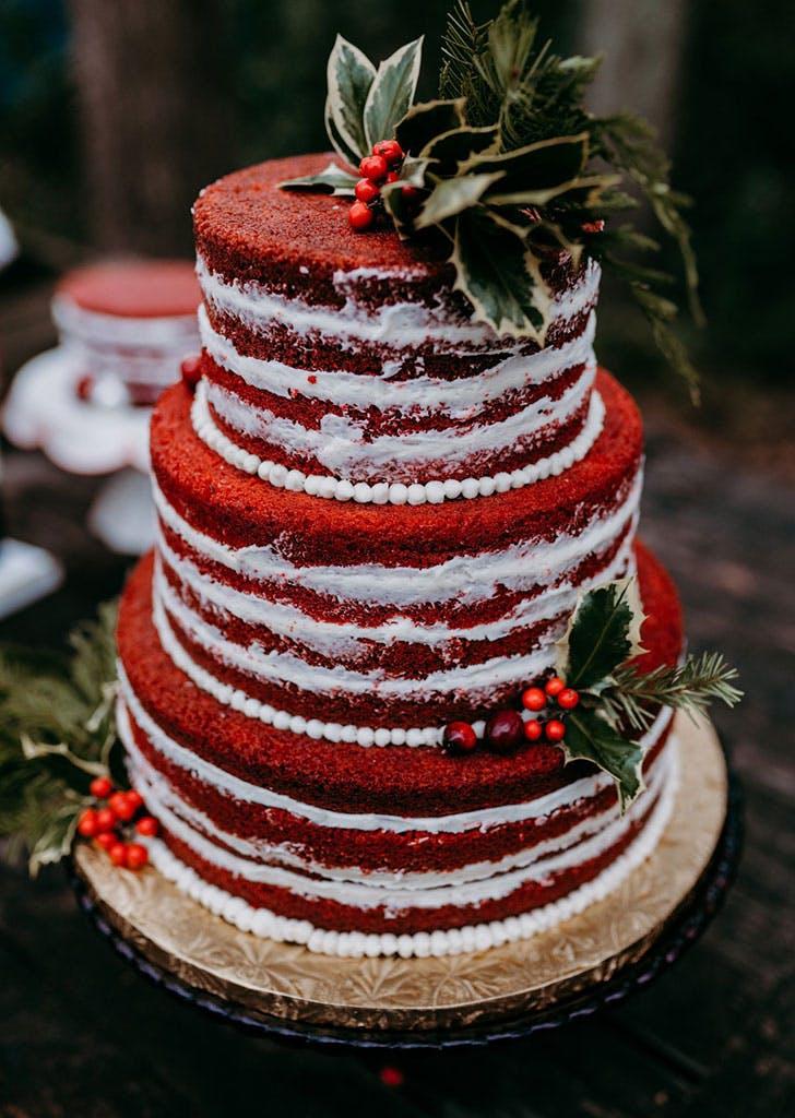 Winter wedding inspiration pinterest 9