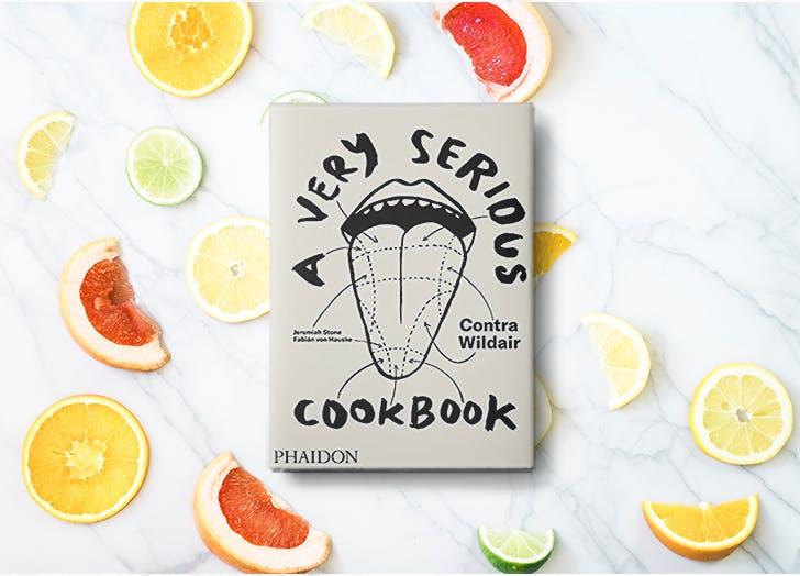 a very serious cookbook contra wildair