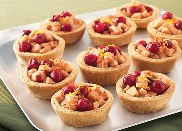 aldi apple berry tartlets recipe