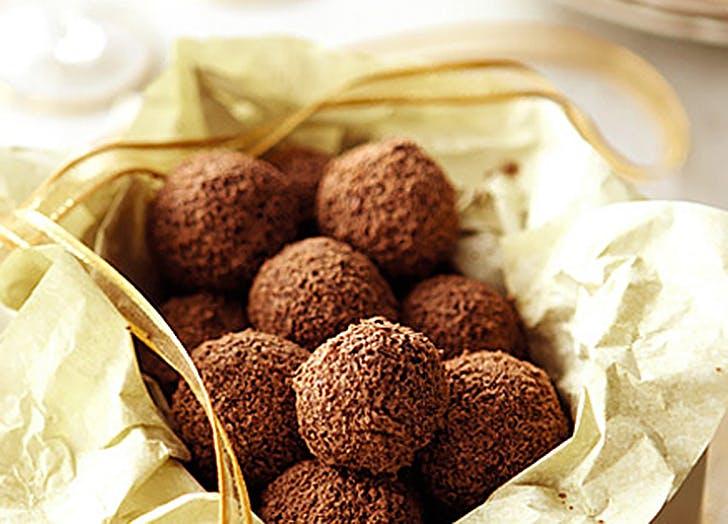aldi coffee truffles recipe