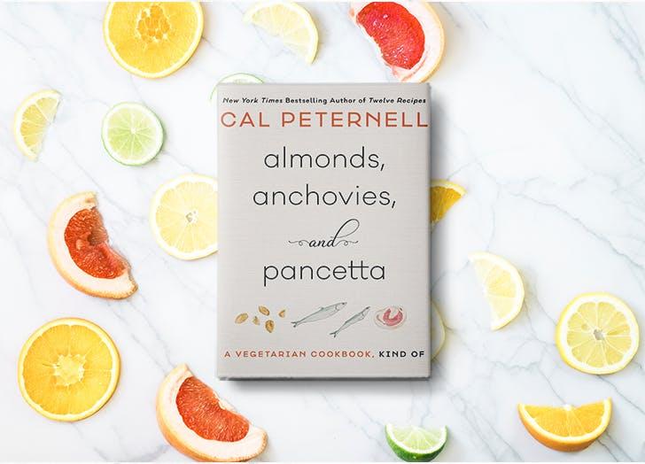 almonds pancetta cal peternell
