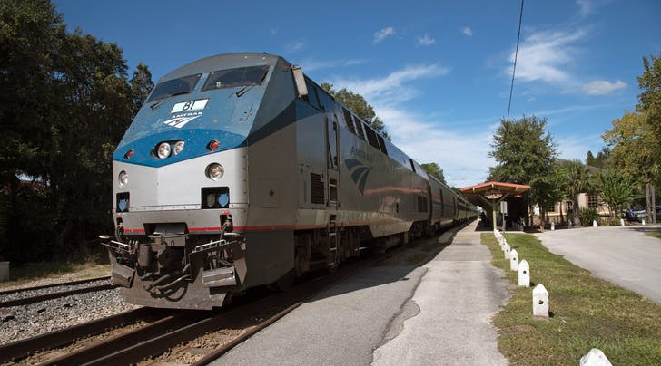 Amtrak Is Having a Sale on Private Roomettes, and Its *Really* Good