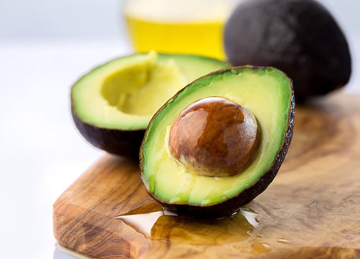 An Avocado Fresh And Prevent Browning