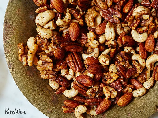 bar nuts recipe
