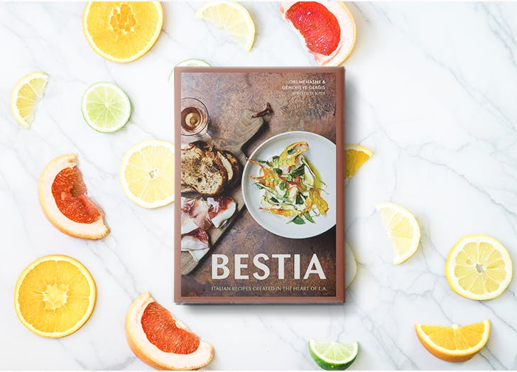 bestia cookbook