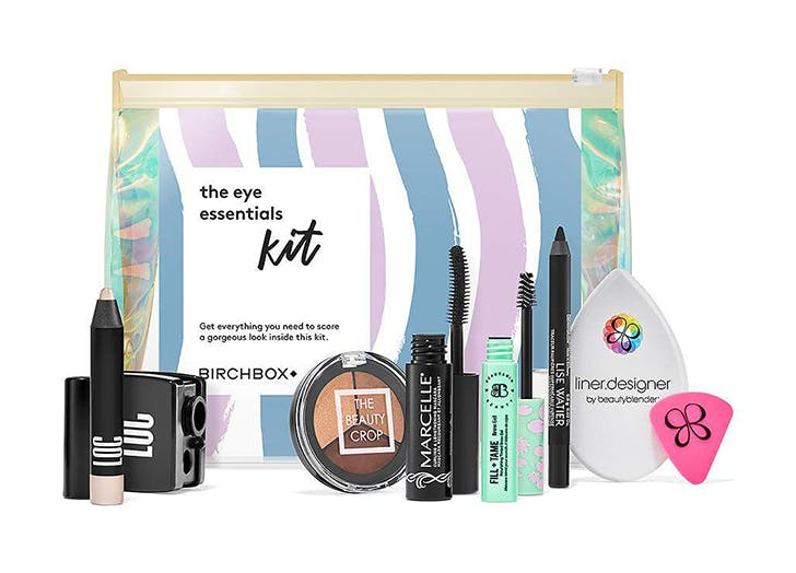birchbox eye makeup kit from walgreens