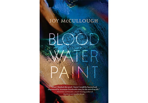 blood water paint joy mccollough